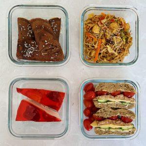 przepisy lunchboxy